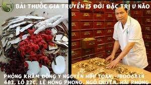 Lương y Nguyễn Hữu Toàn chữa u não